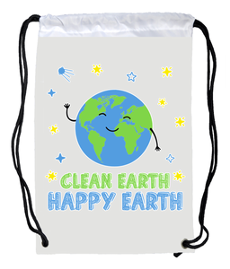 Clean Earth Gym Sack