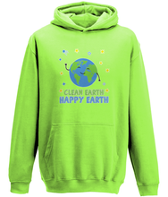 Load image into Gallery viewer, Clean Earth Kids Hoodie
