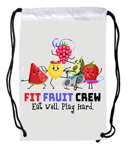 Fit Fruit Crew Gym Sack