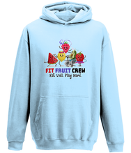 Load image into Gallery viewer, Fit Fruit Crew Kids Hoodie
