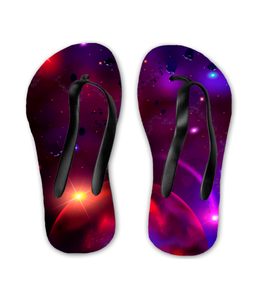 I Need Space Kids Flip Flops