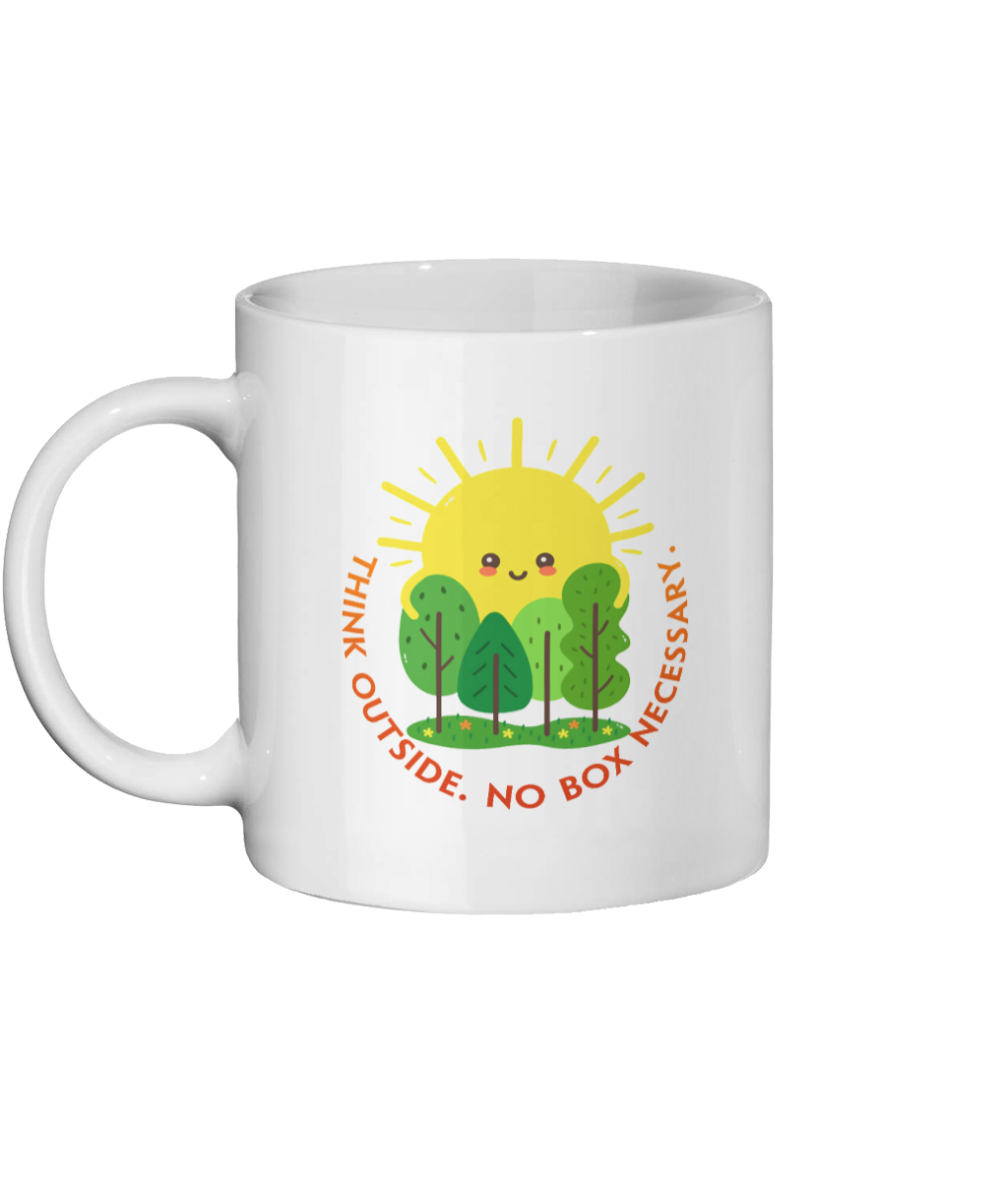 Think Outside Mug