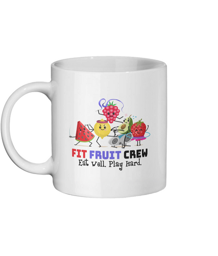 Fit Fruit Crew Mug