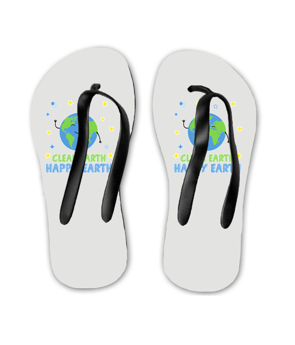 Flip Flops Clean Earth