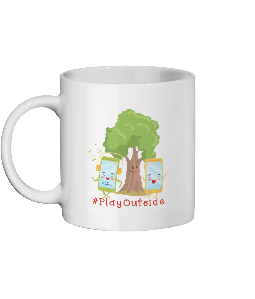 Play Outside Mug