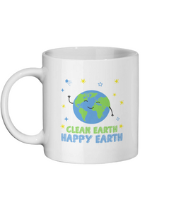 Clean Earth Mug
