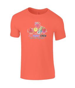 Gildan Kids SoftStyle® Ringspun T-Shirt Fit Fruit Crew