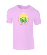 Load image into Gallery viewer, Gildan Kids SoftStyle® Ringspun T-Shirt Think Outside