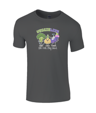 Load image into Gallery viewer, Gildan Kids SoftStyle® Ringspun T-Shirt Veggie Life