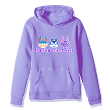 Load image into Gallery viewer, Certified Animal Lover Kids Hoodie