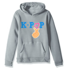 Load image into Gallery viewer, K-Pop Love Kids Hoodie