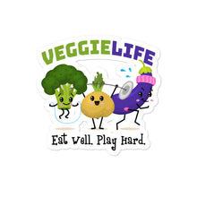 Load image into Gallery viewer, Veggie Life Stickers