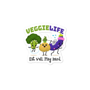 Veggie Life Stickers
