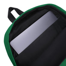 Load image into Gallery viewer, Think Outside Green Backpack