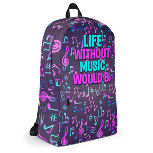Music Life Backpack