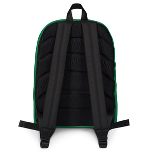 Clean Earth Green Backpack