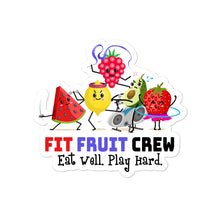 Load image into Gallery viewer, Fit Fruit Crew Stickers