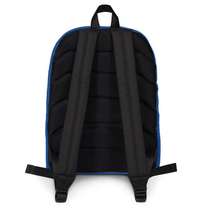 Clean Earth Blue Backpack