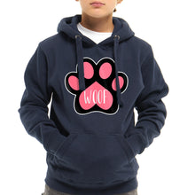 Load image into Gallery viewer, Woof Smart Kids Hoodie