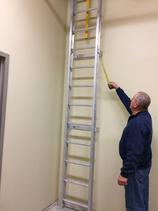 Steps to Take Before Ordering a Roof Hatch Ladder