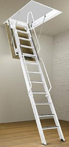Rainbow Attic Stairs F Series-Attic Ladder-Rainbow Attic Stairs-F2260-8-AnyLadder