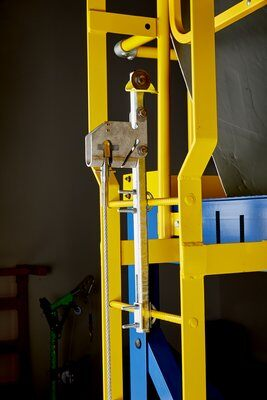 Lad-Saf™ Fixed Ladder Safety System (Standard- 2 user)