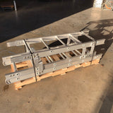 Aluminum Fixed Ladder - ALACCRH-Fixed Ladder-Industrial Ladder and Scaffolding, Inc.-AnyLadder