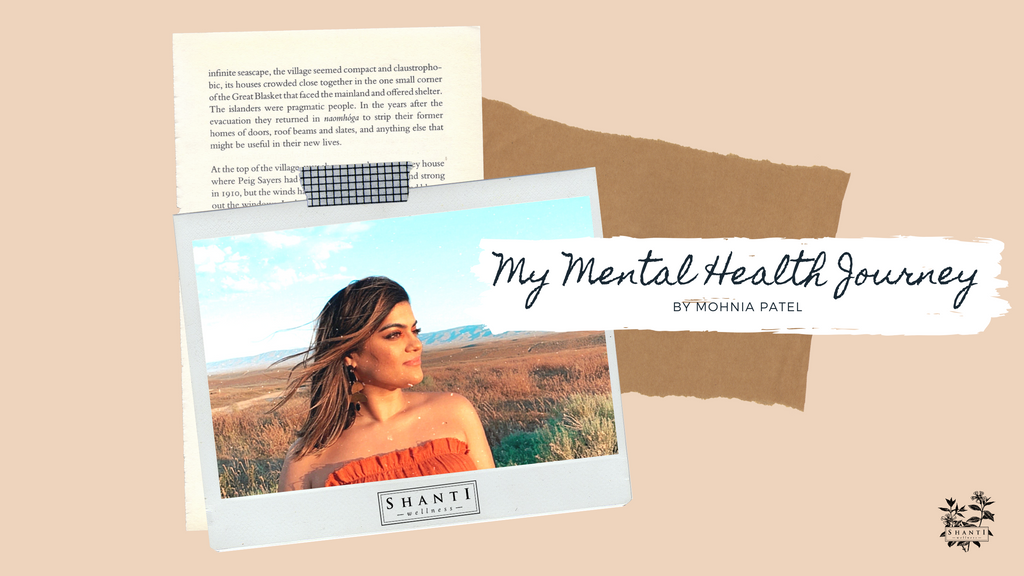 From Crippling Anxiety to Starting My Own Business, My Mental Health Journey