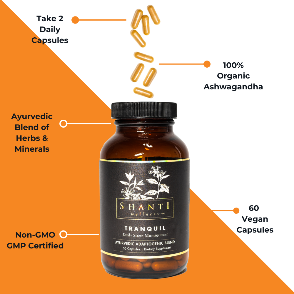 Spotlight: Tranquil's Unique Blend of Calming and Energizing Herbal Ingredients