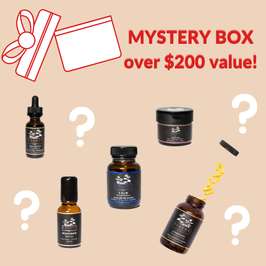MYSTERY BOX: 5 FULL SIZE PRODUCTS $99