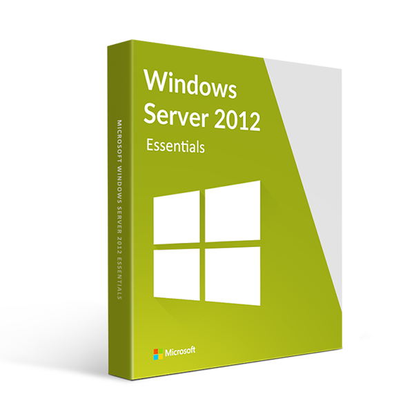 Windows Server 2012 Essentials Discount