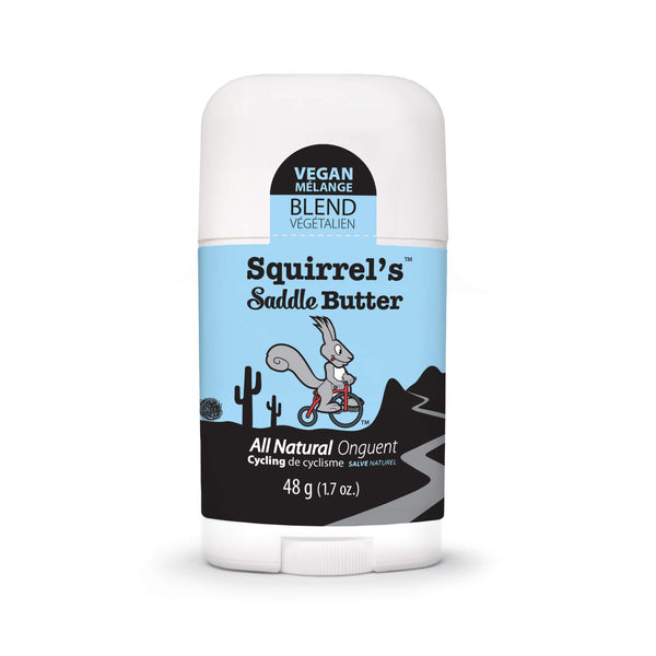 Squirrel's Saddle Butter