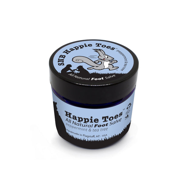 Squirrel's Nut Butter - Happie Toes