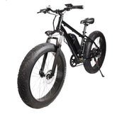 Fully motorised | All terrain Electronic Bike - 26 inch Fat Tyre