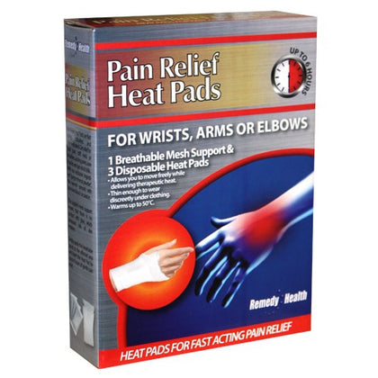 Homemark Remedy Pain Relief Heat pads