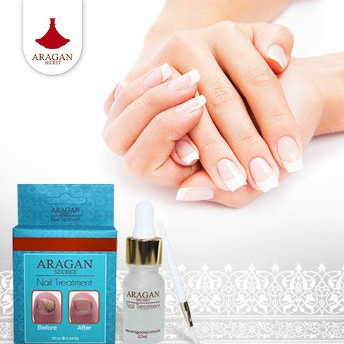 Remedy Aragan Secret Nail Fungus Repair Oil - 10ml