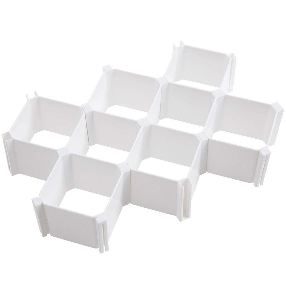 HomeMax Drawer Organiser- 6 piece
