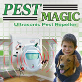 Homemark Pest Ultrasonic Plug-In Insect Repeller - 2 Pack