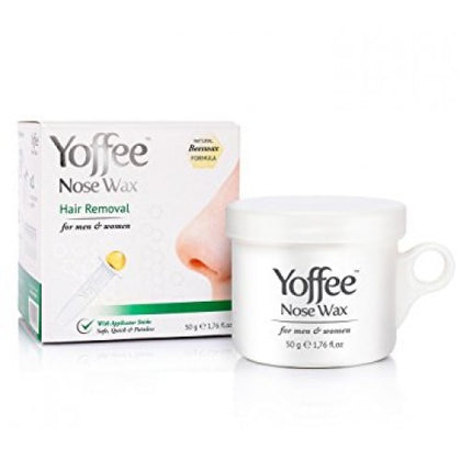 Simon and Tom Yoffee Nose Wax