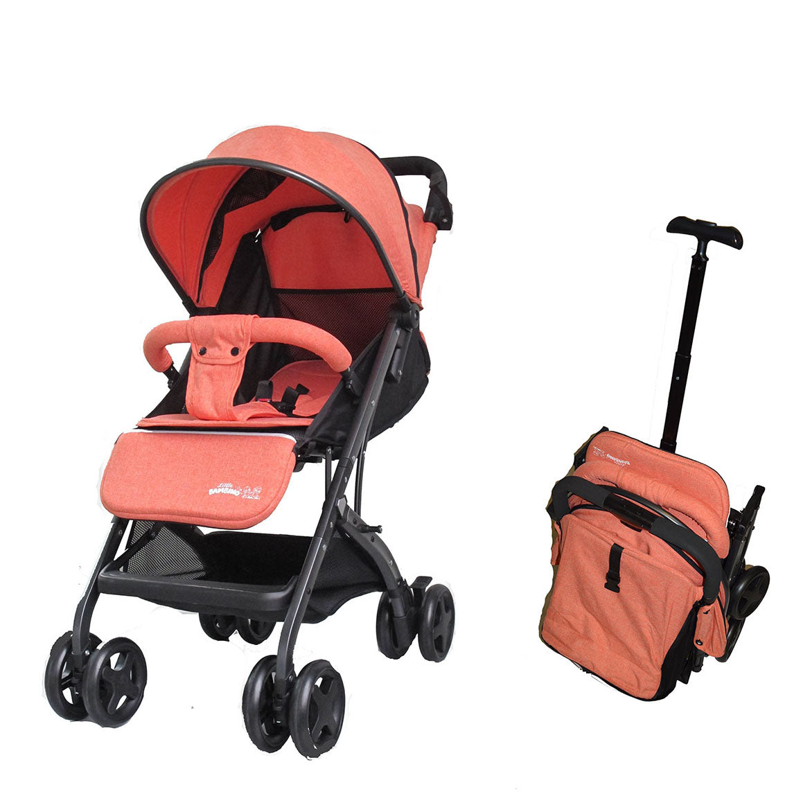 Little Bambino Snuggle Buddy Stroller