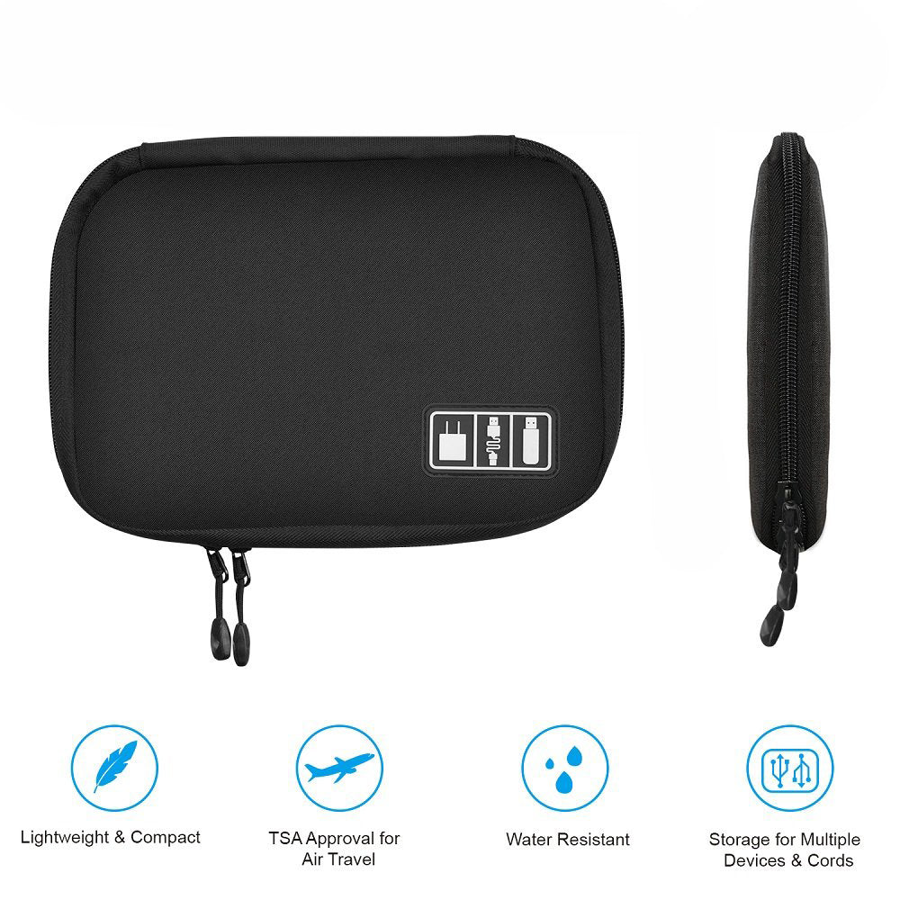 Homemax Travel Charger Case