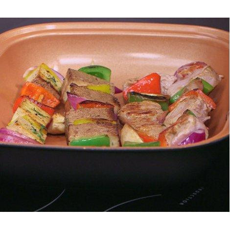 Livington Double Roasting Pan