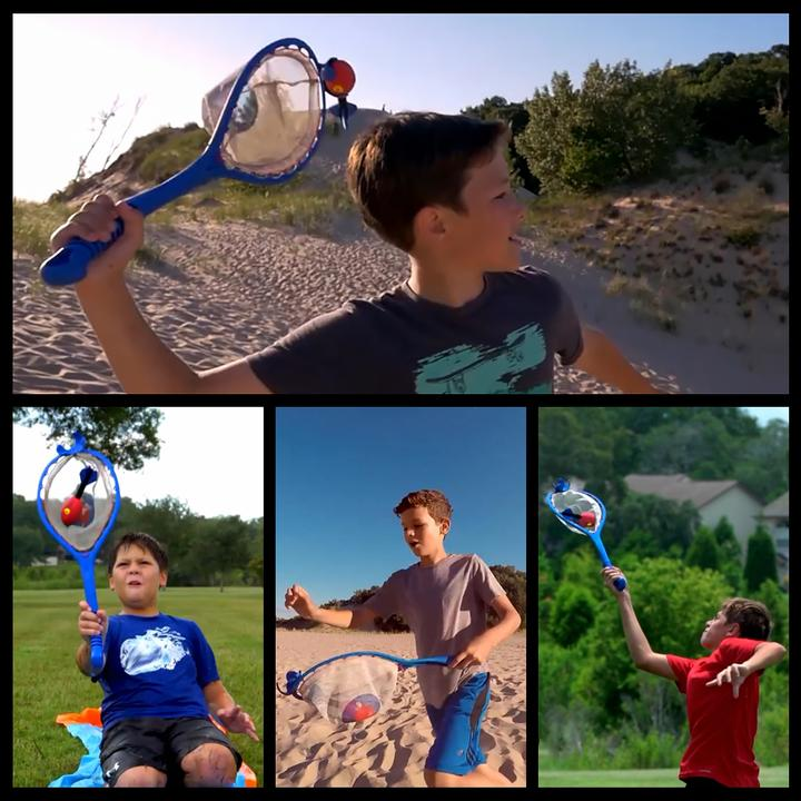 Homemax Missile Racket Family Fun Game