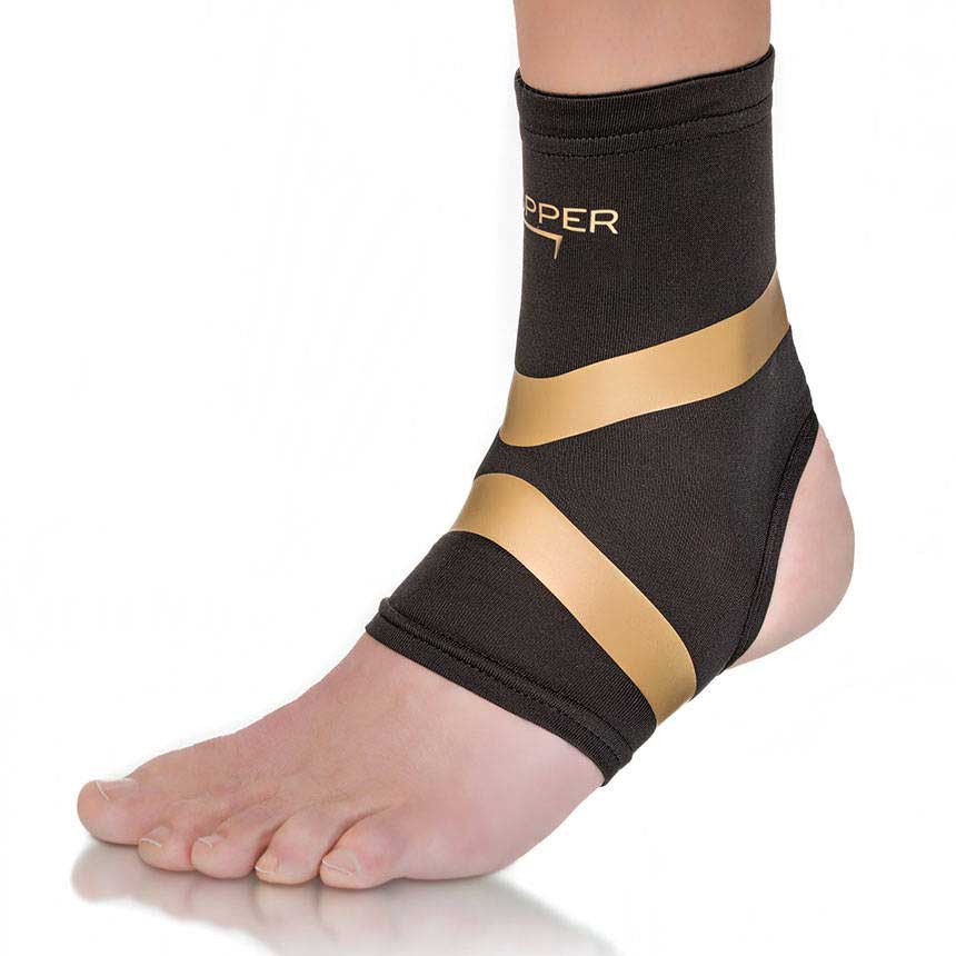 Copper Wear Pro Series Compression Ankle Sleeve