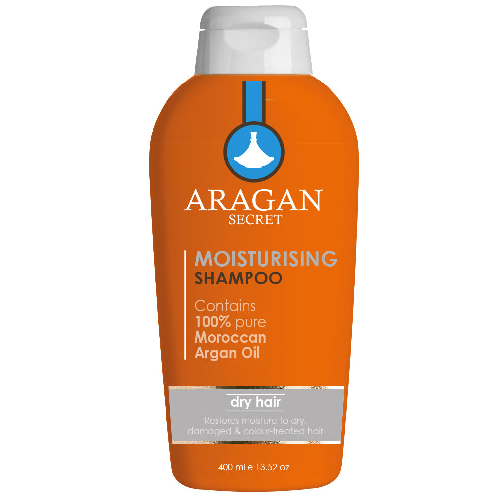 Aragan Secret Moisturizing Shampoo