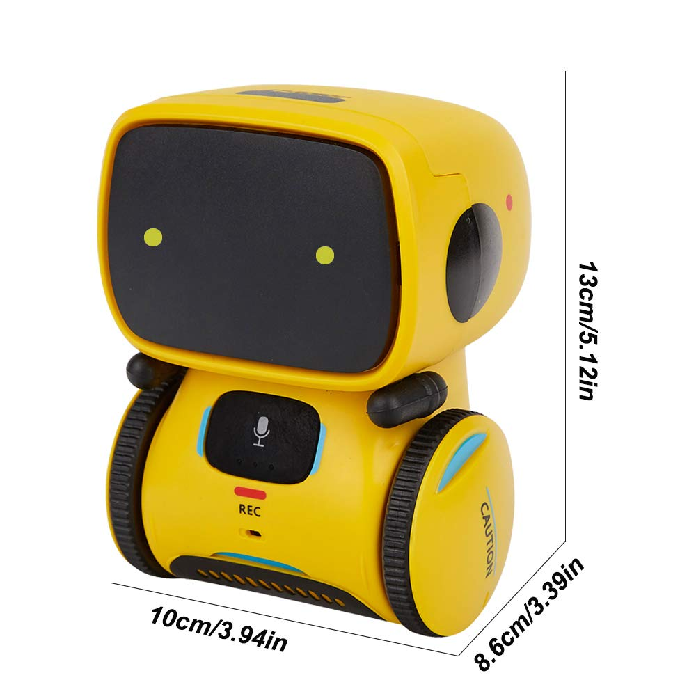 Smart Voice Controlled Robot