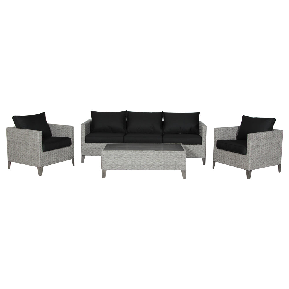 Capri 4 Piece Indoor/Outdoor Set