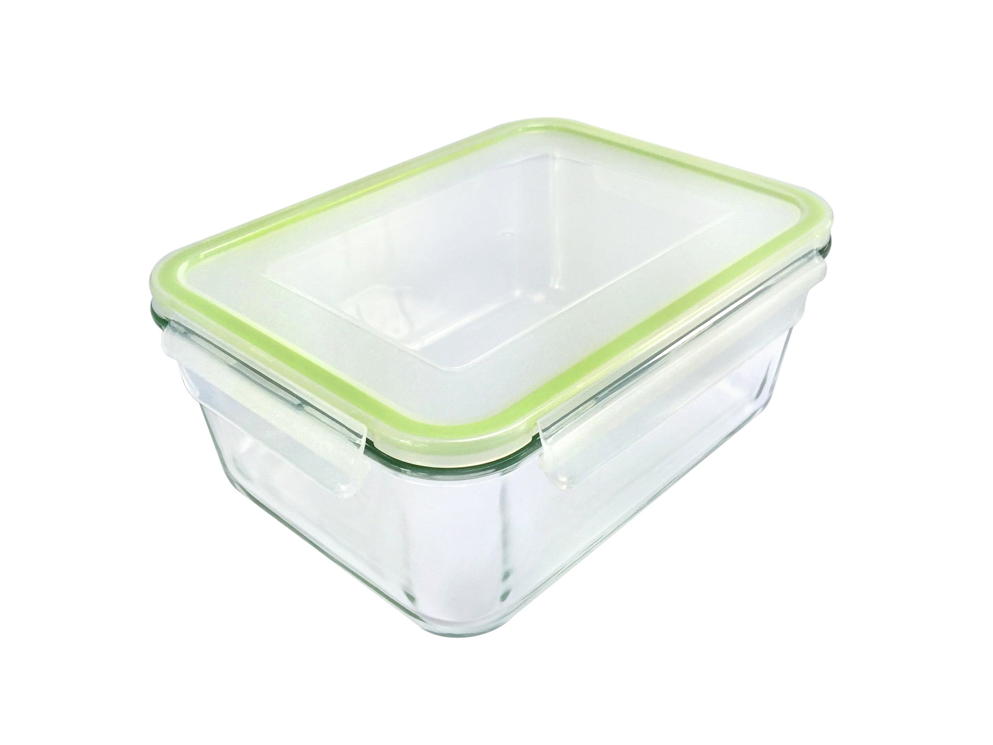 Homemax Rectangular Glass Food Container