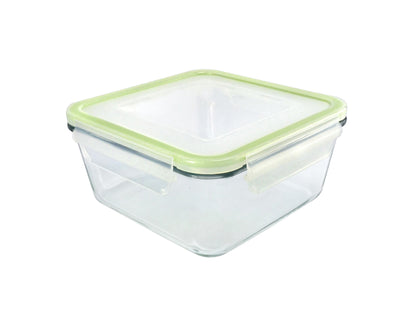 Homemax Square Glass Food Container