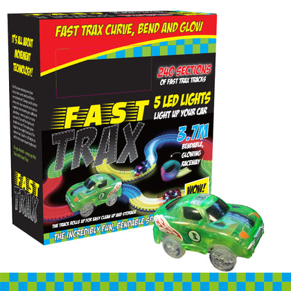 FastTrax with Remote Control